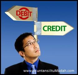 Debit dan Kredit