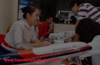 Kasus Jurnal Akuntansi Perusahaan Agen Penjualan Tiket Pesawat
