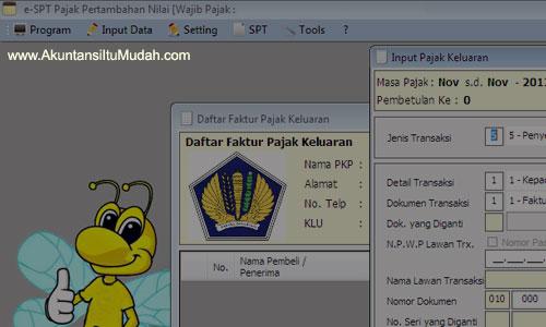 Belajar e-SPT PPN 1111