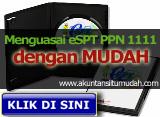 Video e-SPT PPN 1111 Lengkap